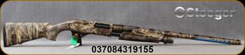 "Stoeger - 12Ga/3""/28"" - Model P3000 - Pump Action Shotgun - TrueTimber DRT Camo - Vent rib barrel, red-bar front sight, 4+1 Capacity, Mfg# 31915"