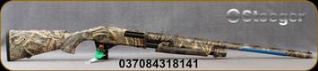 """Stoeger - 12Ga/3""""/28"""" - Model P3000 - Pump Action Shotgun - Realtree Max-5 Finish, 4+1 Capacity, Red-bar Front Sight, Mfg# 31814"""