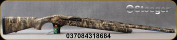 "Stoeger - 12Ga/3.5""/28"" - M3500 - Semi-Auto Shotgun - TrueTimber DRT Camo Finish, Red Fiber Optic Front Sight, Mfg# 31868"