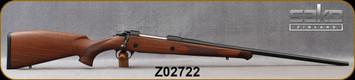 "Sako - 300WM - Model 85L Bavarian - Bolt Action Rifle - Bavarian Style High Grade Walnut Stock w/Palm Swell/Matte Blued, 24.5""Light Hunting Contour, 4rds, 1:11""Twist, Single Set Trigger, Mfg# JRS3C31 / SCX33E610, S/N Z02722"