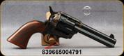 "Taylor's & Co - 44-40 - Smokewagon 1873 - Revolver - Checkered Walnut Grips/Case Hardened Frame/Blued, 4.75"" Barrel, Mfg# 4111"