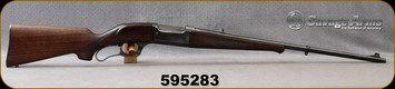 """Consign - Savage - 300Savage - Model 99 - Lever Action - Walnut Stock/Blued, 24""""Barrel"""