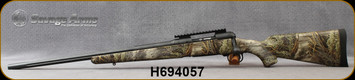 """Consign - Savage - 223Rem - Model 10 Left Hand - Bolt Action Rifle - Advantage Max-1 Camo Synthetic stock/Black Finish, 22""""Fluted Barrel, 1:9""""Twist"""