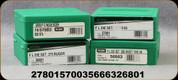 Consign - RCBS - 6.5mm-06 FL Die Set, RCBS Group G Neck Sizer, .358 Shooting Times Alaskan FL Die Set, 375 Ruger FL Die Set