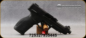 "Taurus - 22LR - Model TX22 Competition - SA Semi-Auto - Black Polymer Grip/Black Anodized Aluminum, 5""Barrel, (3)10 Round Magazines, Mfg# 1TX22C15110"