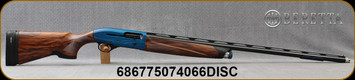 "Beretta - 12Ga/3""/32"" - A400 XCEL Sporting - Semi-Auto Shotgun - Walnut Stock/Blue Receiver/Steelium Barrel, Optimabore HP choke tubes, Kick-Off Recoil Pad, Mfg# 7D12321427010 - Discontinued"