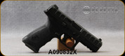 Beretta - 9mm - APX - Semi-Automatic Pistol - Striker-Fired Action - Matte Black Modular Grip Frame, Picatinny rail, (3)interchangeable back straps, Low Bore Axis, Mfg# PW12111113311 - Open Box Item, S/N A090832X