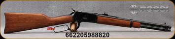 """Rossi - 45Colt - Model R92 Carbine - Lever Action Rifle - Hardwood Stock/Blued Finish, 16""""Barrel, 8 Round Tubular Magazine, Mfg# 920451613"""