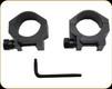 Millett - Tactical Rings - 30mm - Low - Matte - DT00713