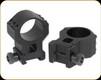 Millett - Tactical Rings - 30mm - High - Matte - DT00714