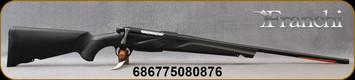 "Franchi - 6.5Creedmoor - Momentum - Bolt Action Rifle - Black Synthetic Stock, Blued, 24""Threaded(5/8-24)Barrel, TSA recoil pad, single stage adjustable trigger, Mfg# A0545300"