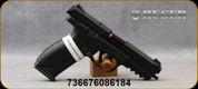 "Ruger - 45ACP - Ruger American Pistol Duty - Semi-Auto - Ergonomic Wrap-Around Grip Module(2 sizes)/Black Nitride Finish, 4.53""Barrel, (2)Magazines, Mfg# 08618"