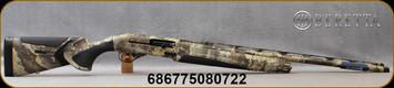 "Beretta - 12Ga/3.5""/28"" - A400 Xtreme Plus - Semi-Auto Shotgun - TrueTimber Prairie Camo Finish, Steelium Plus barrels, (5)Optima Bore HP Extended Black Edition Choke tubes, Mfg# 7W91N1E1E5080"