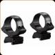 """CZ - CZ 550 - 1"""" Med - Ring Mounts - Steel"""