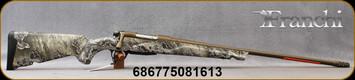 "Franchi - 6.5Creedmoor - Momentum Elite - Bolt Action Rifle - Realtree Excape/Burnt Bronze Finish, 24""Threaded Barrel, Muzzle Brake, One-piece Picatinny top rail, Mfg# 41606"