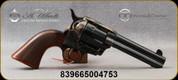 "Taylor's & Co - Uberti - 45LC - Model 1873 Smokewagon - Checkered Walnut/Blued Finish w/Case Hardened Frame, 4.75""Barrel, Mfg# 4109"