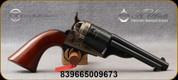 "Taylor's & Co - 38Spl - C. Mason Army Revolver - Conversion Revolver - Walnut Army-Size Grips/Case hardened forged steel frame/Engraved Cylinder/Blued backstrap,Triggerguard & 4.75""Round Barrel, Mfg# 0938"