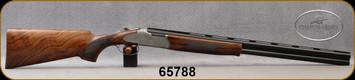 "Chapuis Armes - 12Ga/3""/28"" - Super Orion Classic C40 - O/U - Ejectors - Grade AAAA Walnut Stock w/Hand-Cut Checkering/Fine english scroll engraving/Blued Barrels, Mfg# 8G1BJ7CIMF-S06-PG, S/N 65788"