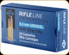 PPU - 6.5mm Grendel - 120 Gr - Rifle Line - Hollow Point Boat Tail - 20ct - PP6GH