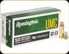 Remington - 38 Spl - 130 Gr - UMC - Full Metal Jacket - 50ct - 23730