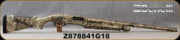 """Benelli - 12Ga/3.5""""/28"""" - Super Nova - Synthetic Realtree Max5, Mfg# 20115 - Demo Model - No accessories - in non-original box - S/N Z878841G18"""