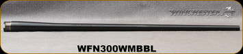 """Consign - Winchester - FN - 300WM - Model 70 Featherweight Barrel only - Blued Finish, 24"""", 1:10""""Twist - Factory Take-off - less than 150 rounds fired"""