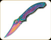 "Boker - Magnum - Colorado Rainbow - 3.25"" Blade - 440A - Rainbow Stainless Steel Handle - 01RY977"