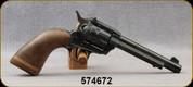 "Used - Hawes Firearms - Herbert Schmidt - 22LR - Model 621S Deputy Marshall - Walnut Grips/Blued Finish, 5.5""barrel - In original box"
