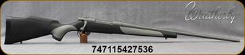 "Weatherby - 7mm-08Rem - Vanguard Weatherguard - VGD Series 2 Griptonite Stock/Tactical Grey Cerakote, 24""#2 Contour Barrel, Mfg# VTG7M8RR4O"