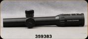 Consign - Schmidt & Bender - Short Dot - 1.1-4x20mm, FFP, Red Dot Reticle