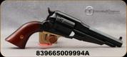 "Taylor's & Co - 38Spl - 1858 Remington Conversion - 2pc Walnut Grips/dovetailed Blued Steel Frame/Brass Trigger Guard/Blued, 5.5""Octagonal Barrel, Mfg# 1012"