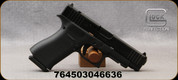 "Glock - 9mm - G48 MOS - Black Polymer Frame/Black nPVD Slide Finish, 4.17"" MOS Rail, Fixed Sights, (2)10rd Magazines, Mfg# PA4850201FRMOS"