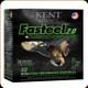 "Kent - 12 Ga 3"" - 1 1/4oz - Shot 3 - Fasteel 2.0 - Precision Plated Steel Ultra High Performance - 25ct - K123FS36-3"