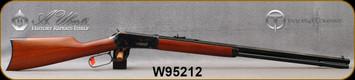 "Taylor's & Co - Uberti - 30-30Win - Model 1894 Rifle - Lever Action - Walnut Stock/Case Hardened Frame, Hammer & Lever/Blued, 26""Octagonal Barrel, Mfg# 2904, S/N W95212"