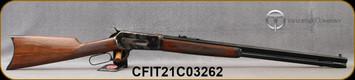 "Taylor's & Co - Chiappa - 45-70Govt - Model 1886 Takedown - Lever Action Rifle - Select Grade Walnut Stock/Case Hardened FinishFrame & Lever/Blued, 26""Octagonal Barrel, 8 Round Tubular Magazine, Mfg# 920.364, S/N CFIT21C03262"