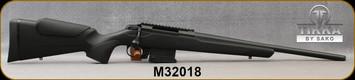 "Used - Tikka - 6.5Creedmoor - T3x Compact Tactical Rifle(CTR) - Black Modular Stock/Blued, 20""Threaded(5/8-24)Barrel, 10rd detachable magazine, Single Stage Trigger, 1:8""Twist - In non-original Tikka box"