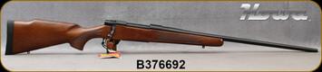 "Howa - 338WinMag - 1500 Hunter Package - American Walnut Stock/Blued, 24""Barrel, 3.5-10x44 LRX GameKing illuminated, Mfg# HHR63401+, S/N B376692"