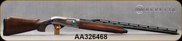 """Used - Beretta - 12Ga/3""""/30"""" - Model AL 391 Teknys - Semi-Auto Shotgun - Walnut Stock w/Adjustable Stock/Nickel Receiver/Blued Barrel, c/w Extended Choke(M)"""