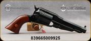 "Taylor's & Co - Uberti - 44-40Win - Model 1858 Remington Conversion - Two-piece Walnut grip/Brass Trigger Guard/Blued Finish, 5.5""octagonal barrel, Mfg# 1005"