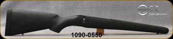 CZ - Model 550 Magnum - Stock only - Kevlar - Black w/Midnight Bronze web