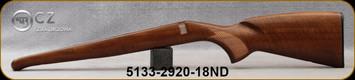 CZ - Model 452 Lux - LH - Stock Only - ZKM - Turkish Walnut