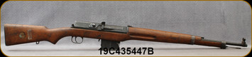 "Consign - Ljungman - 6.5x55SE - M42 - Wood Stock/Blued, 24.5""Barrel"