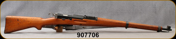 """Consign - Swiss Arms - 7.5x55 - Model K31 - Wood Stock/Blued, 25""""Barrel, Leather Sling"""