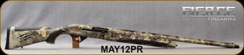 "Fierce - 12Ga/3.5""/28"" - Mayhem FX - Inertia WLR Powered System - True Timber Prairie Camo Finish, Vented Rob, High-VIS Fiber Optic front bead, Limbsaver Recoil Pad, (3) Fierce Flush Chokes, (1)Fierce KO Long Range choke tube"