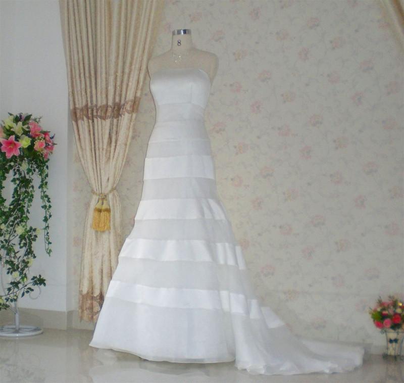 Trumpet Style Wedding Gowns: Vintage Inspired Wedding Dress