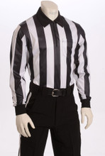 "2"" Stripe Elite Performance Long Sleeved Shirt"
