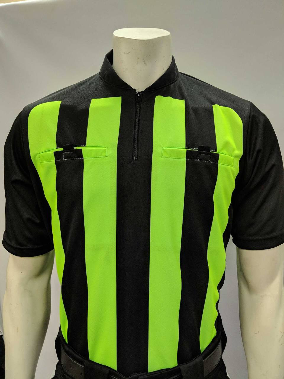 MSHSAA Smitty Made in USA Soccer Referee Shirt-Short Sleeve - Get ... f8c775f38