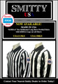 "2 1/4"" KSHSAA (Kansas) Stripes Smitty Made in USA Mens Football Referee Shirt-Long Sleeve"