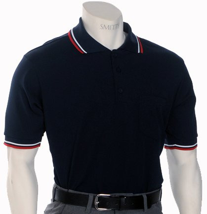KSHSAA Baseball and Softball Umpire Shirts-Short Sleeve