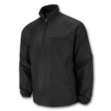 Major League Style Lightweight Convertible Half-Sleeve Pullover Jacket